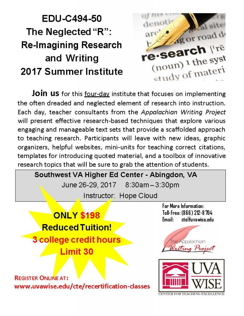 Open Institute Summer 2017
